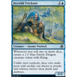 Feywild Trickster