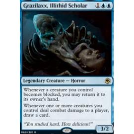 Grazilaxx, Illithid Scholar