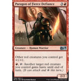 Paragon of Fierce Defiance