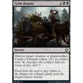Grim Bounty