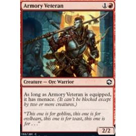 Armory Veteran