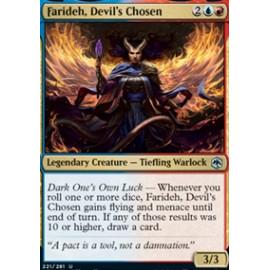 Farideh, Devil's Chosen