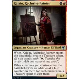 Kalain, Reclusive Painter