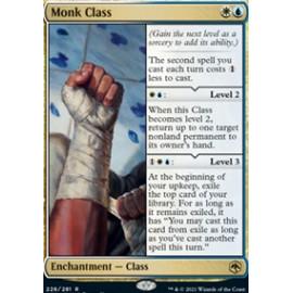Monk Class