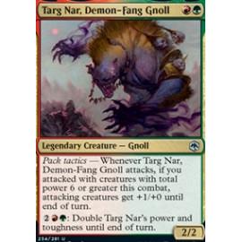 Targ Nar, Demon-Fang Gnoll