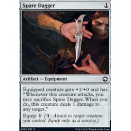Spare Dagger