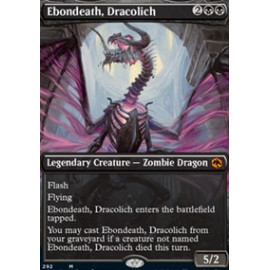 Ebondeath, Dracolich (Extras)