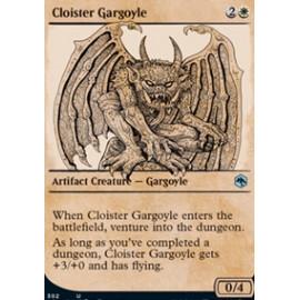 Cloister Gargoyle (Extras)