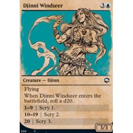 Djinni Windseer (Extras)