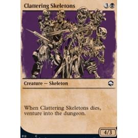 Clattering Skeletons (Extras)