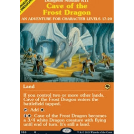 Cave of the Frost Dragon (Extras)
