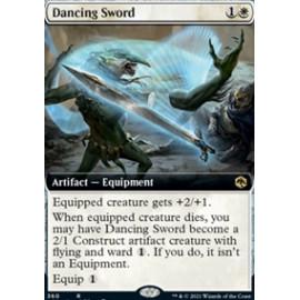 Dancing Sword (Extras)