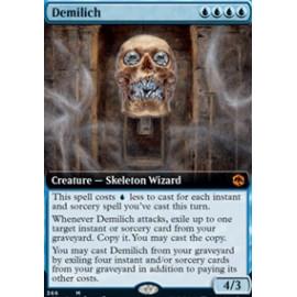 Demilich (Extras)
