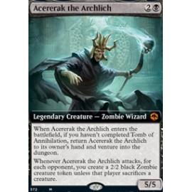 Acererak the Archlich (Extras)