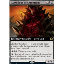 Asmodeus the Archfiend (Extras)