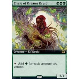 Circle of Dreams Druid (Extras)