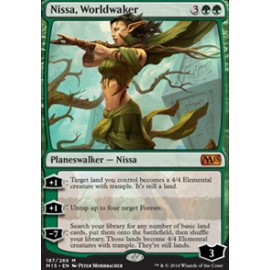 Nissa, Worldwaker
