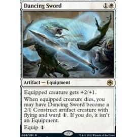 Dancing Sword FOIL