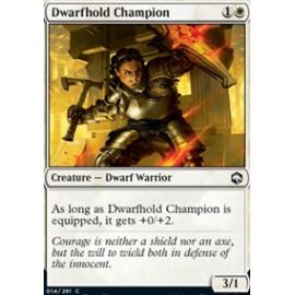 Dwarfhold Champion FOIL