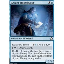 Arcane Investigator FOIL
