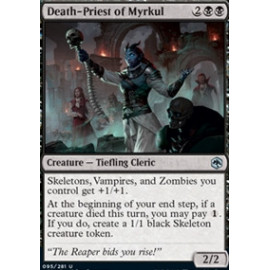 Death-Priest of Myrkul FOIL