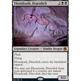 Ebondeath, Dracolich FOIL