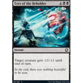 Eyes of the Beholder FOIL