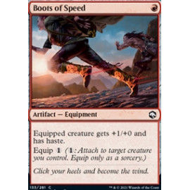 Boots of Speed FOIL