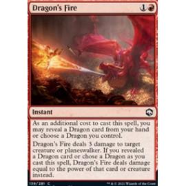 Dragon's Fire FOIL