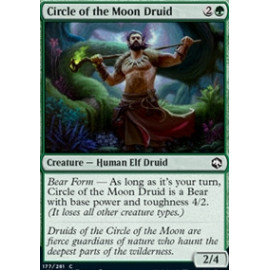 Circle of the Moon Druid FOIL
