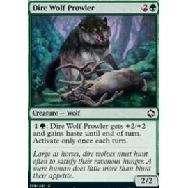 Dire Wolf Prowler FOIL