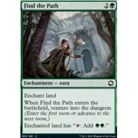 Find the Path FOIL