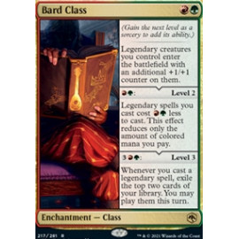 Bard Class FOIL