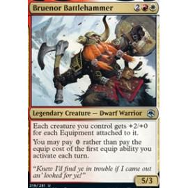 Bruenor Battlehammer FOIL