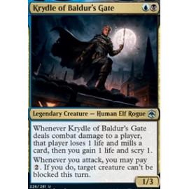 Krydle of Baldur's Gate FOIL