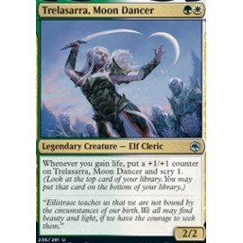 Trelasarra, Moon Dancer FOIL
