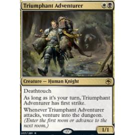 Triumphant Adventurer FOIL