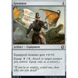 Greataxe FOIL