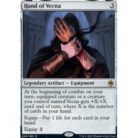 Hand of Vecna FOIL