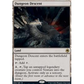 Dungeon Descent FOIL
