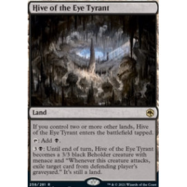 Hive of the Eye Tyrant FOIL