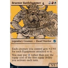 Bruenor Battlehammer (Extras) FOIL