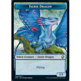 Faerie Dragon 1/1 Token 04 - AFR