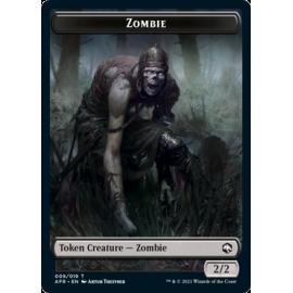 Zombie 2/2 Token 09 - AFR