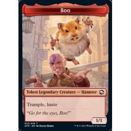 Boo 1/1 Token 10 - AFR