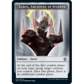 Zariel, Archduke of Avernus 19 - AFR