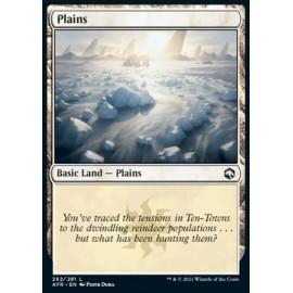 Plains AFR FOIL 262