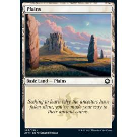 Plains AFR FOIL 263