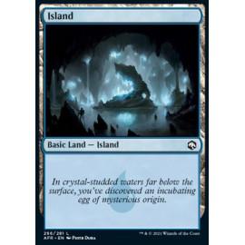 Island AFR FOIL 266