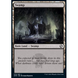 Swamp AFR FOIL 273